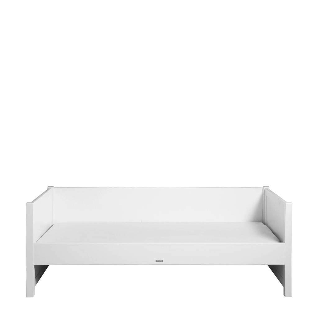 Bopita bedbank wit Stan (90x200 cm), Wit