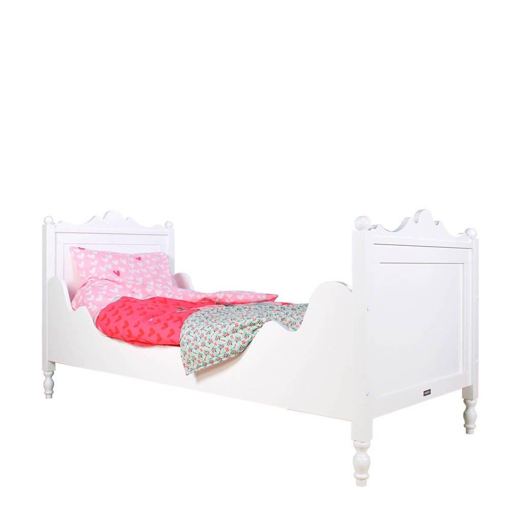 Bopita bed wit Belle (90x200 cm), Wit