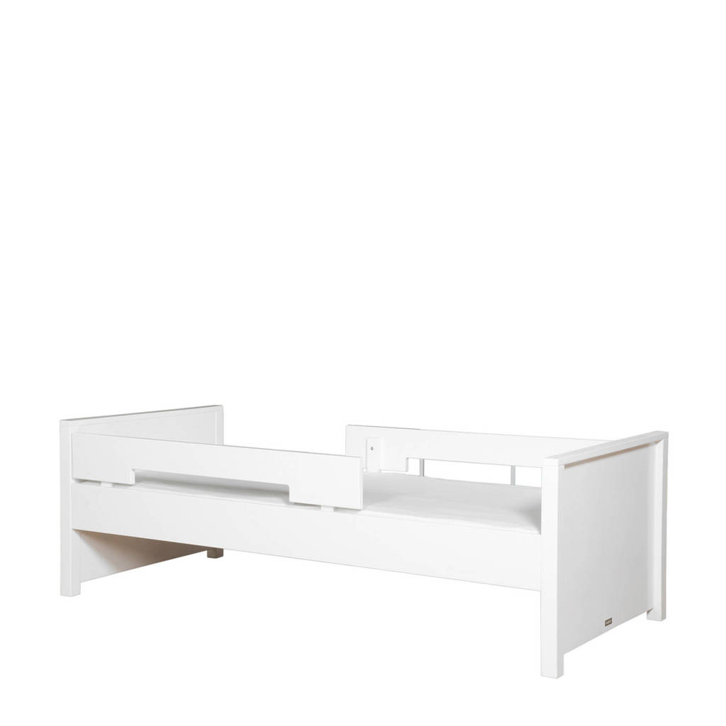 Bopita bed wit (inclusief 2 uitvalrekken) Jonne (90x200 cm), Wit