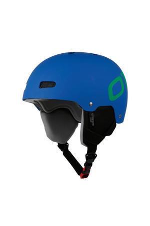 skihelm Rookie blauw/groen