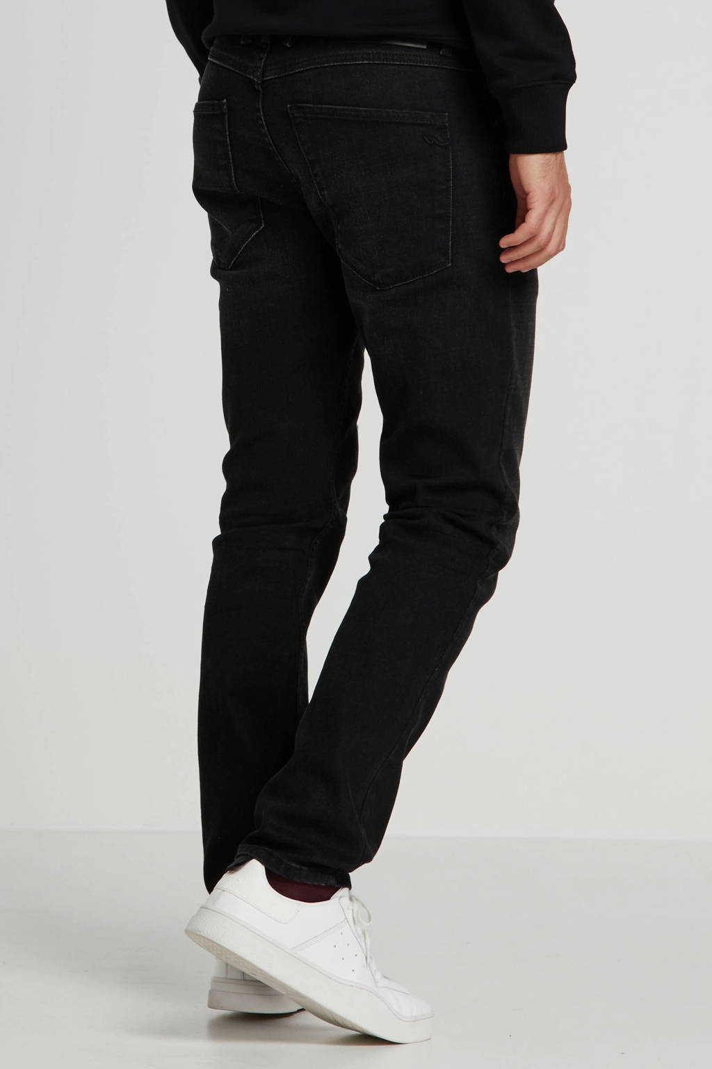 LTB slim fit jeans donkergris