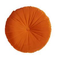 KAAT Amsterdam sierkussen Mandarin (ø40 cm), Oranje
