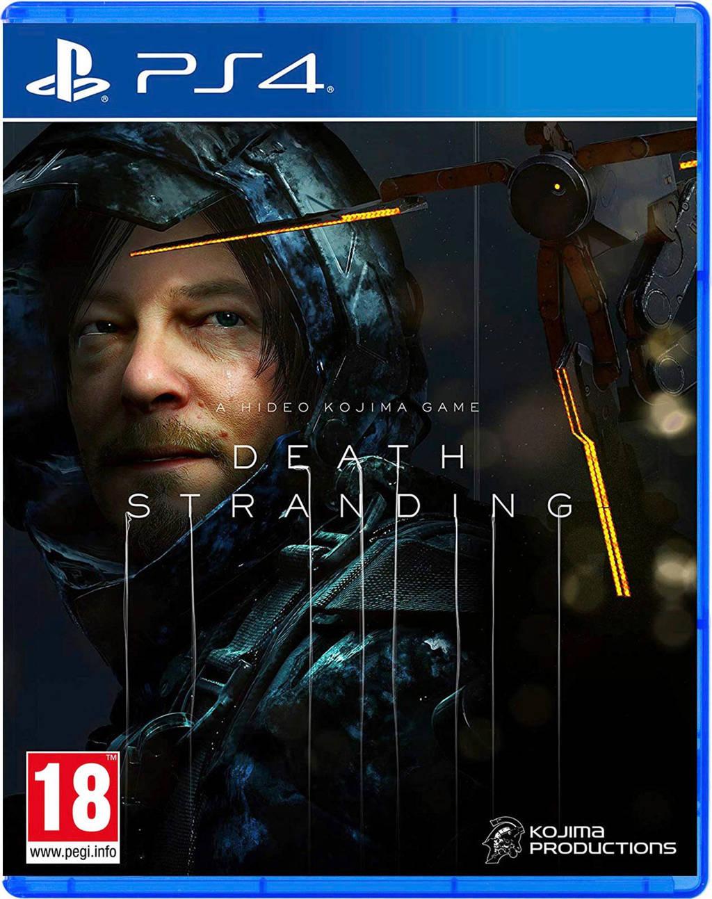 Death Stranding (PlayStation 4), N.v.t.