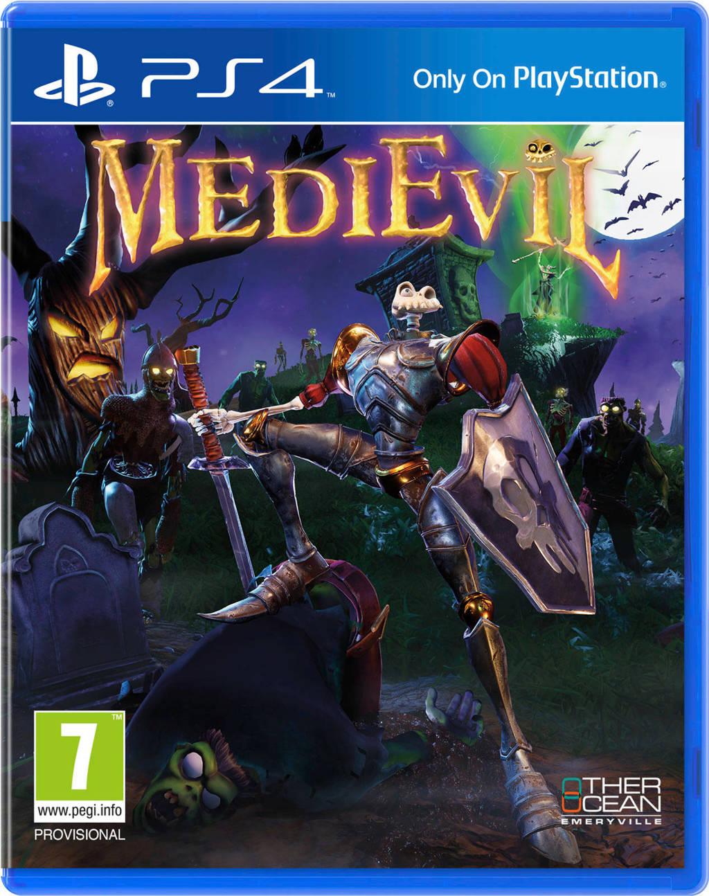 MediEvil (PlayStation 4), -