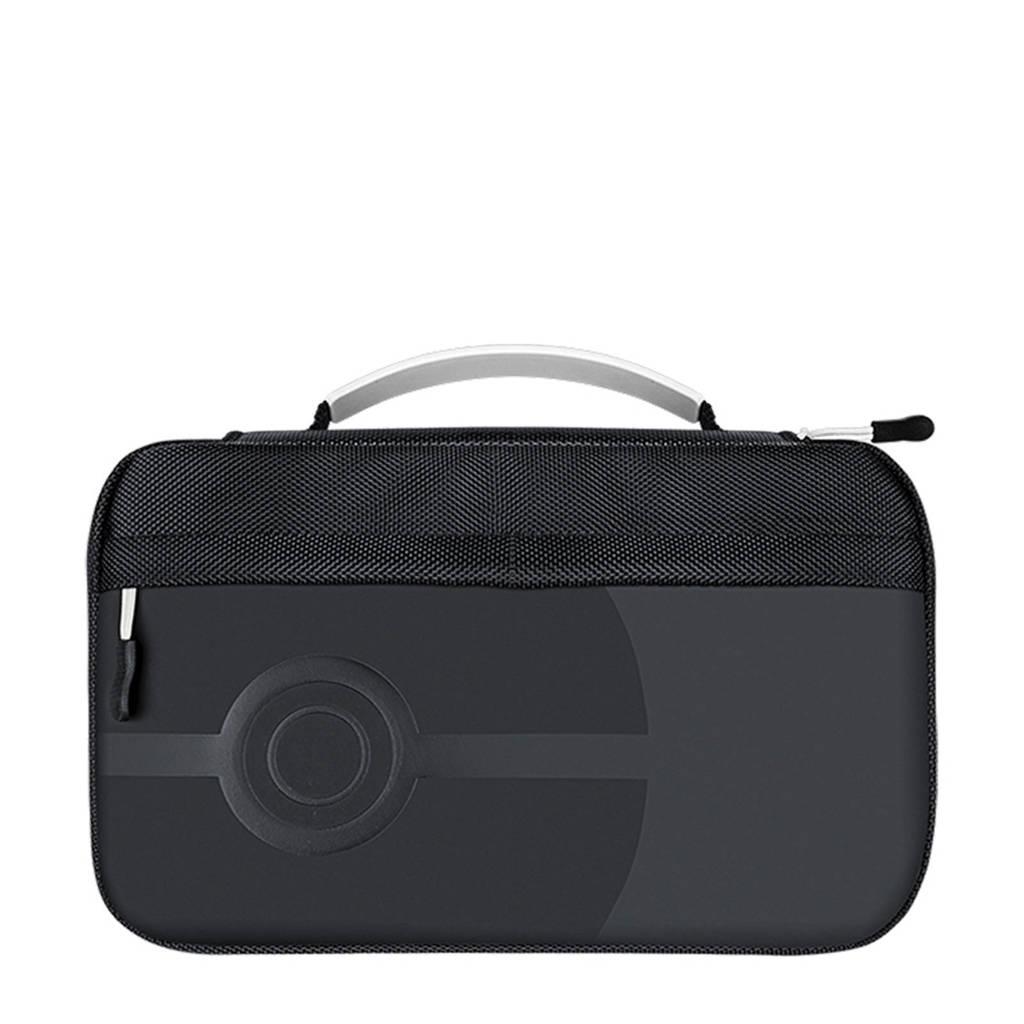PDP Nintendo Switch/Lite Commuter Case Poké Ball Elite, Zwart, wit