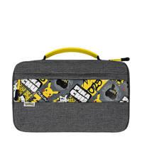 PDP Nintendo Switch/Lite Commuter Case Pikachu Elite, Grijs, Geel