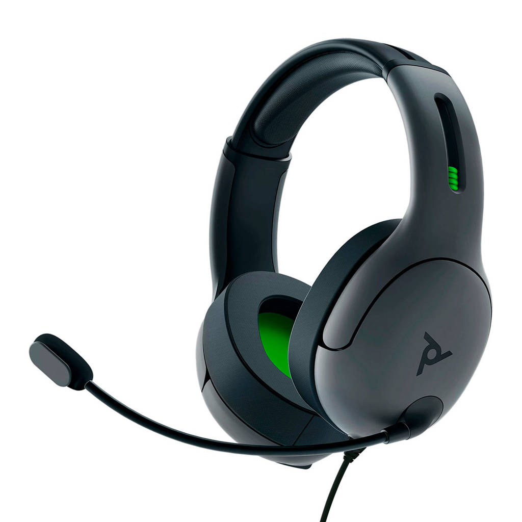 PDP  LVL50 gaming headset (Xbox One) grijs, Grijs