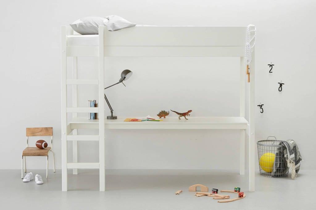 wehkamp home hoogslaper incl. bureau Charlie (90x200 cm), Wit