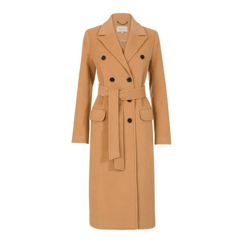 PROMISS coat met wol camel