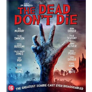 Thedead don't die (Blu-ray)