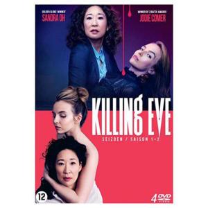 Killing Eve - Seizoen 1&2 (DVD)