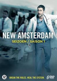 New Amsterdam - Seizoen 1 (DVD)