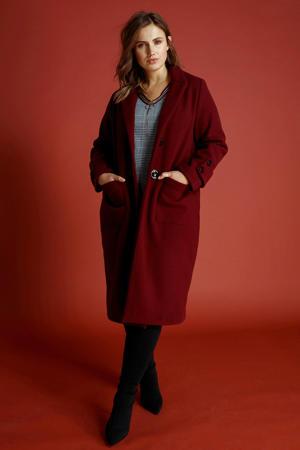 coat bordeaux