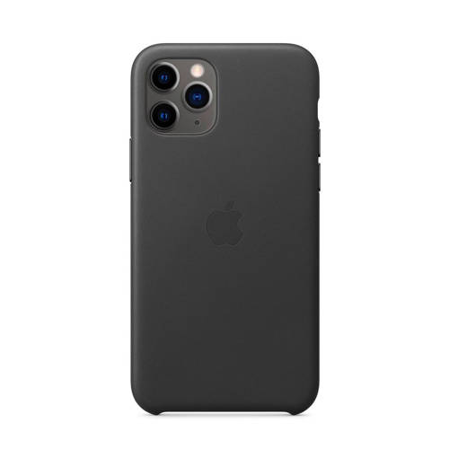 Apple iPhone 11 Pro leren backcover
