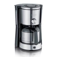 Severin KA4845 koffiezetapparaat, Zwart, Roestvrijstaal