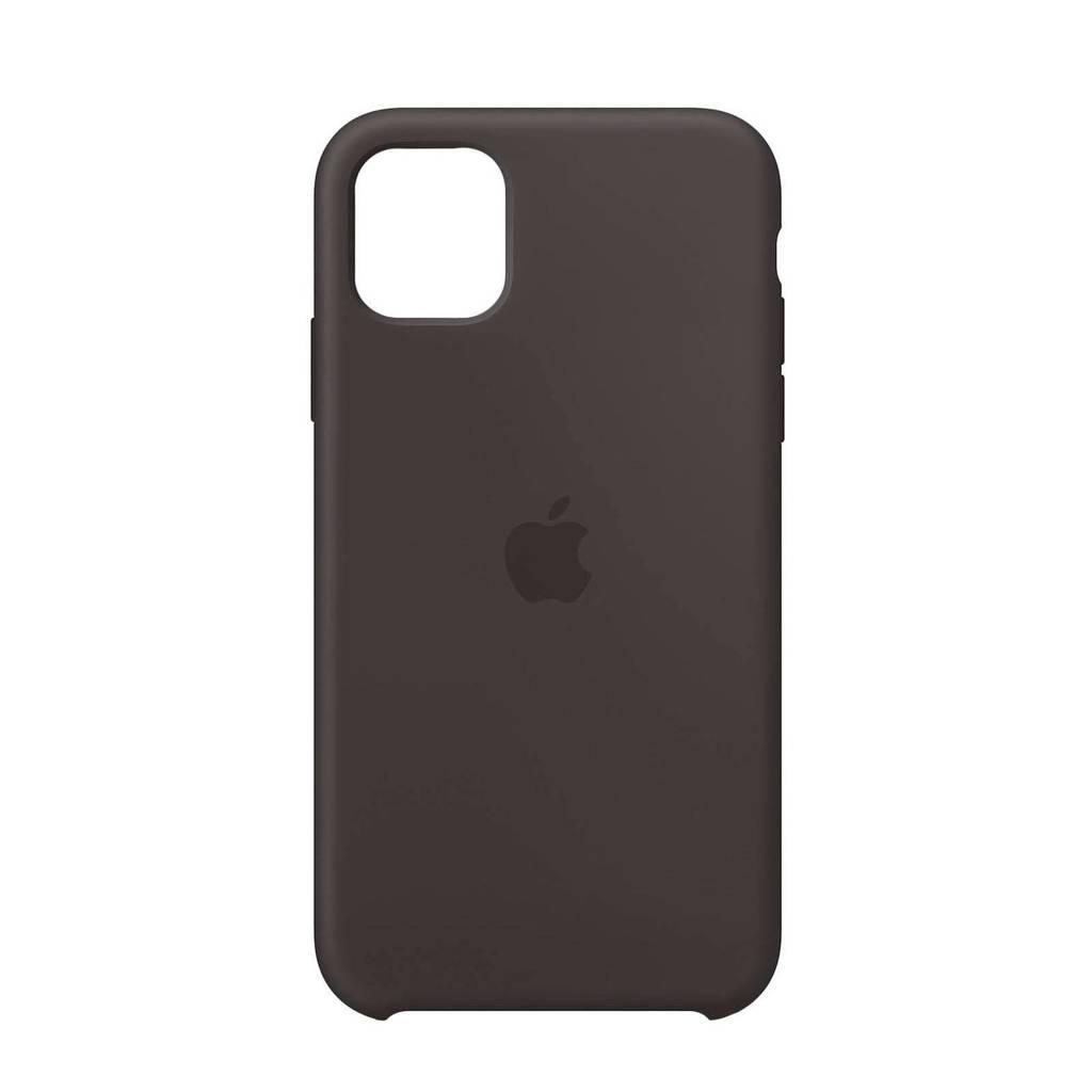 Apple iPhone 11 back case, Zwart