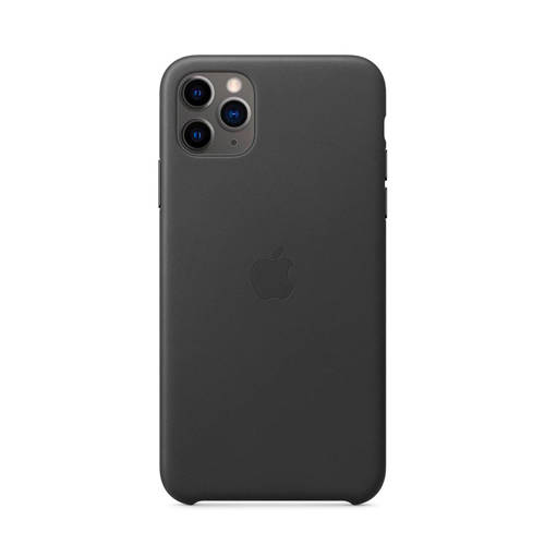 Apple iPhone 11 Pro Max leren backcover