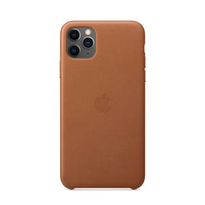 iPhone 11 Pro Max leren backcover