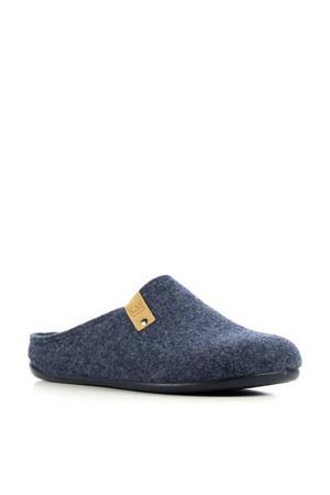 pantoffels blauw