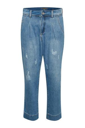 tapered fit jeans Samanda blauw