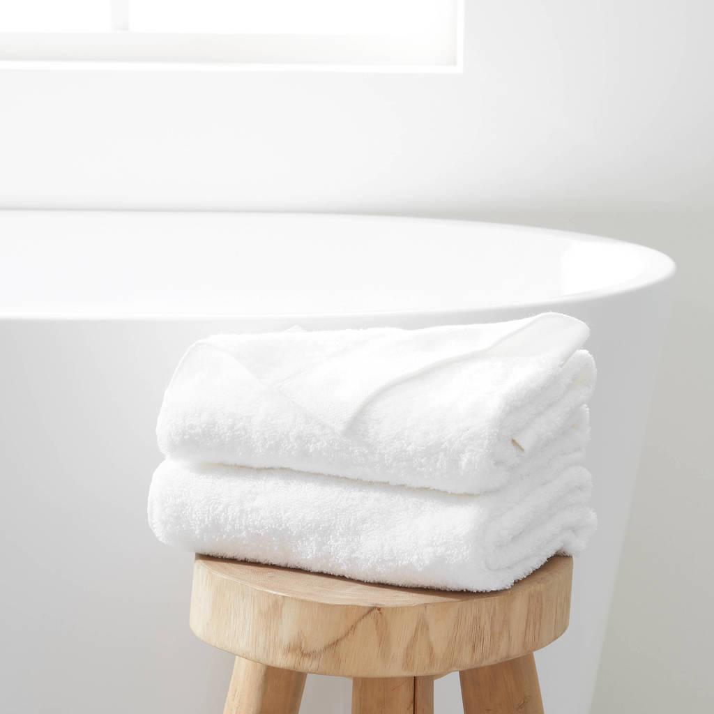 whkmp's own handdoek hotelkwaliteit (set van 2), Wit