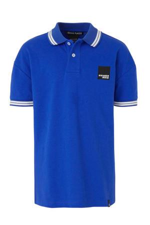 polo Kiron kobaltblauw