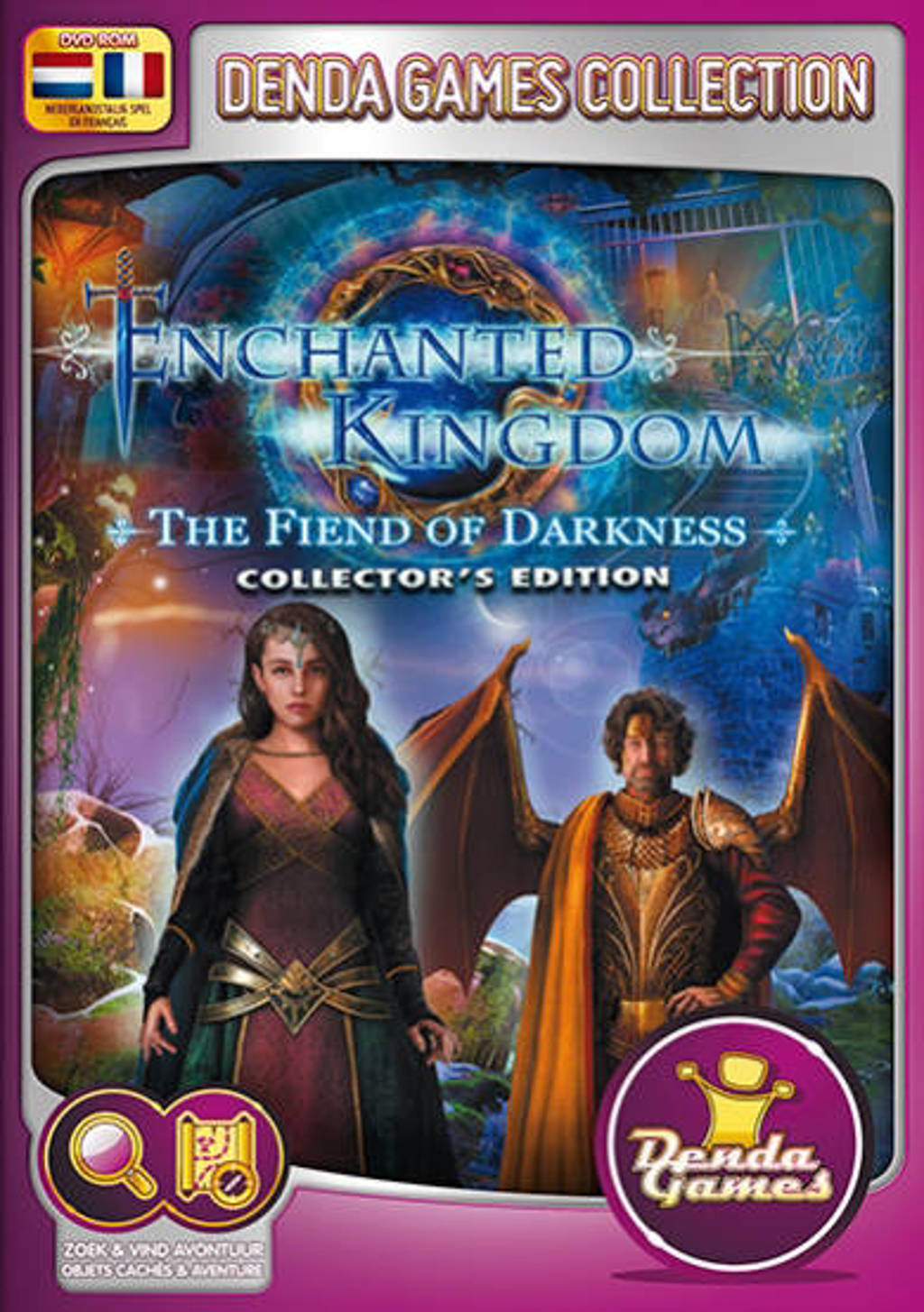Enchanted kingdom - The Fiend of darkness (Collectors edition) (PC)