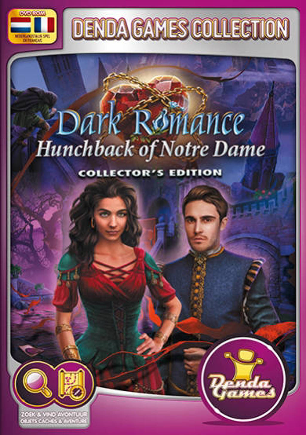 Dark romance - Hunchback of Notre Dame (Collectors edition) (PC)