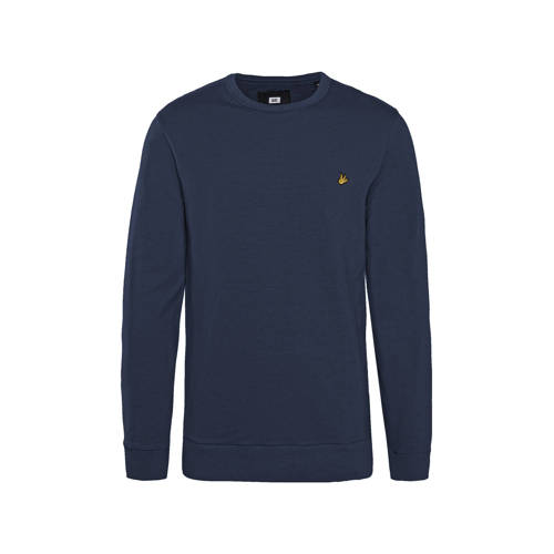 WE Fashion sweater royal navy