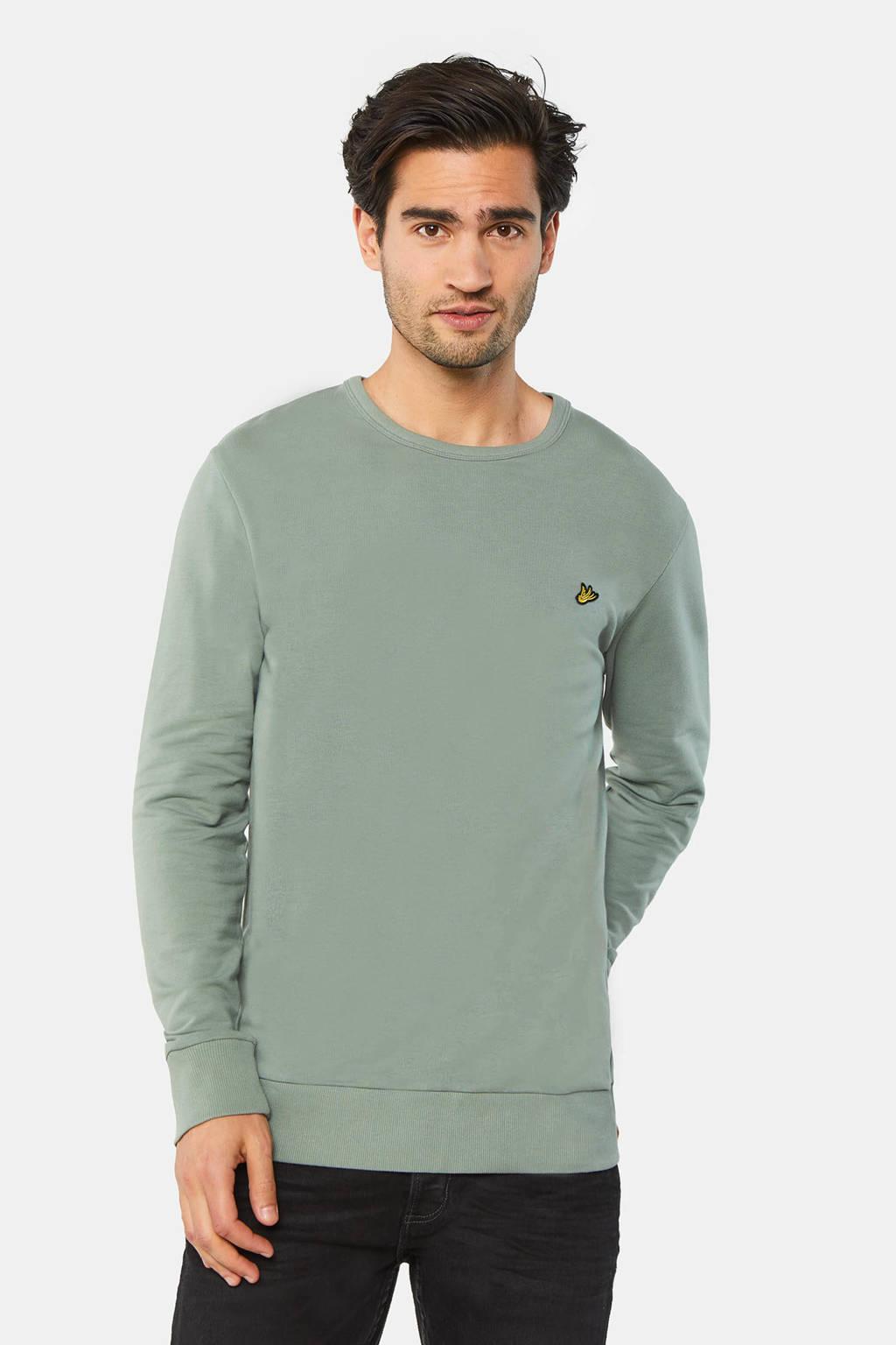 WE Fashion sweater deep green, Deep green