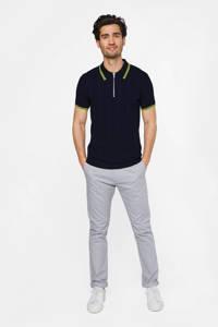 WE Fashion slim fit polo royal navy, Royal Navy