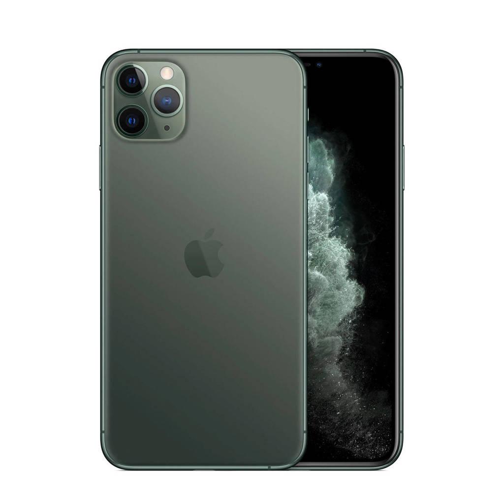 Apple iPhone 11 Pro Max 64 GB Midnight Green, Groen