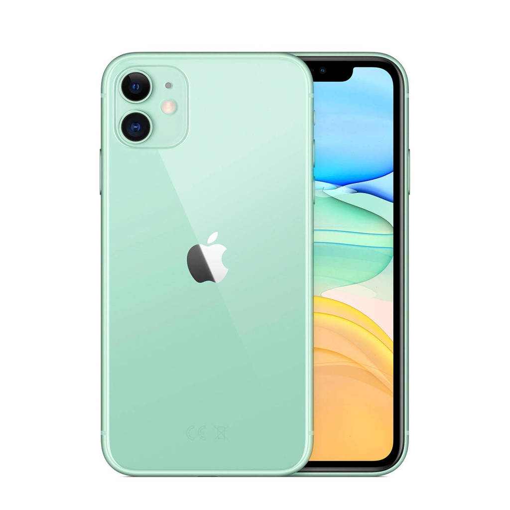 Apple iPhone 11 256 GB Groen