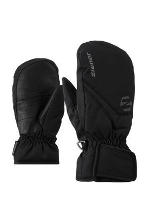 skihandschoen Lorian zwart