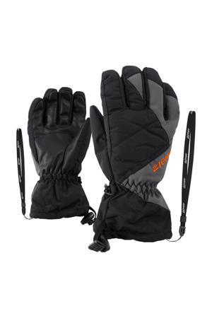 skihandschoen Agil zwart
