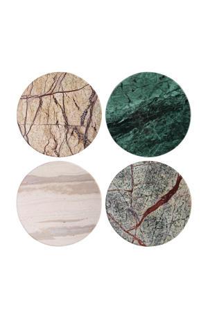 Marble onderzetter (set van 4)