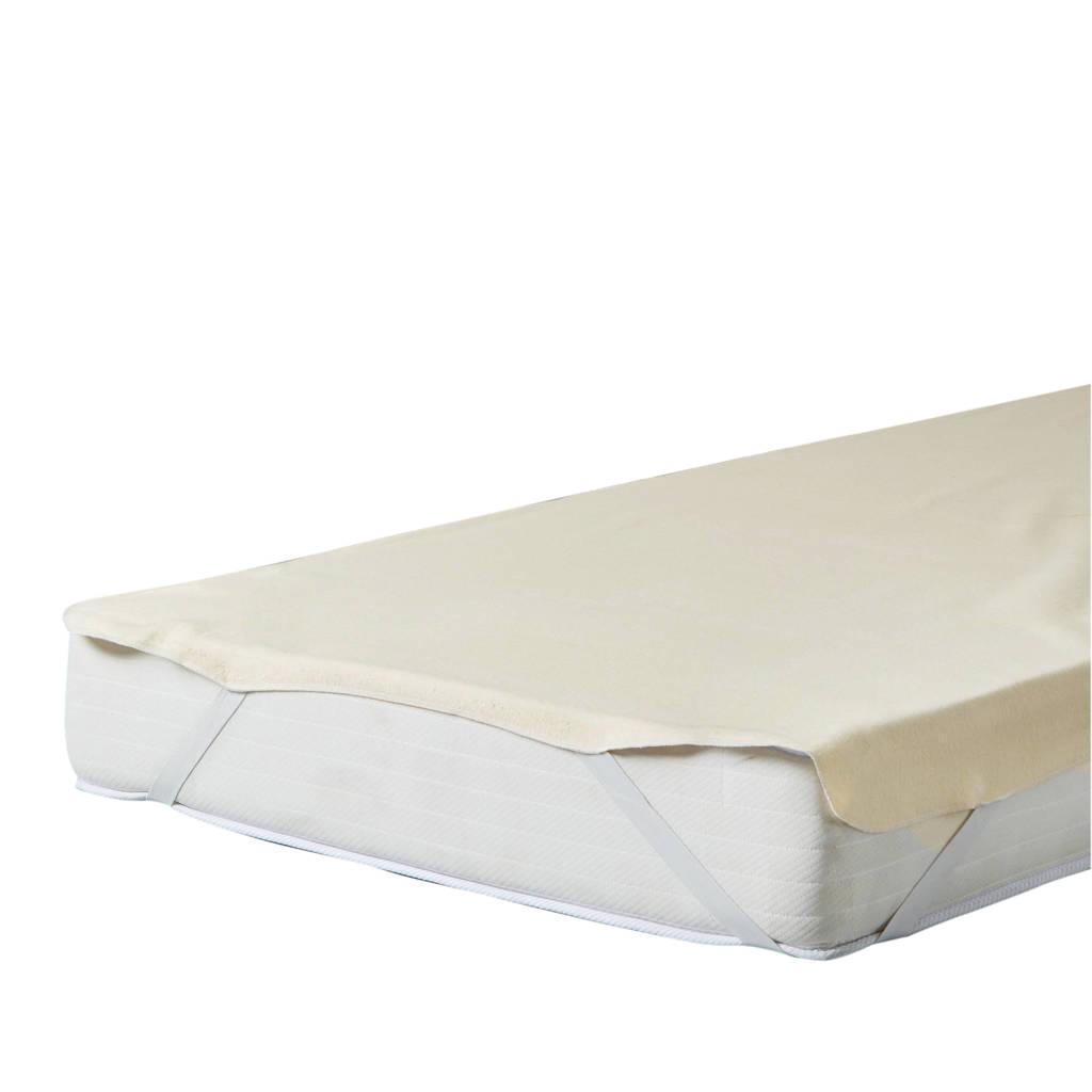 Golden Crown matrasbeschermer, Ecru
