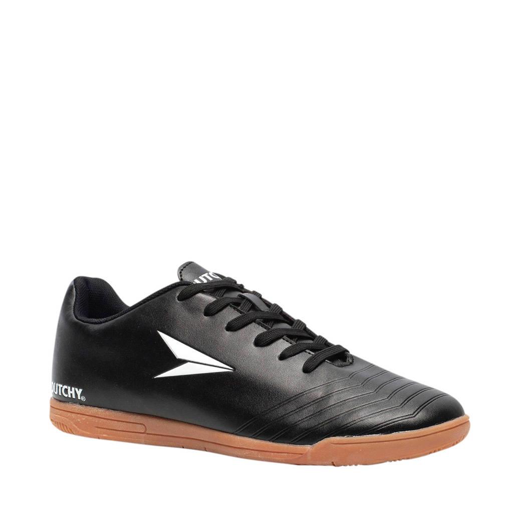 Scapino Dutchy   zaalvoetbalschoenen zwart, Zwart