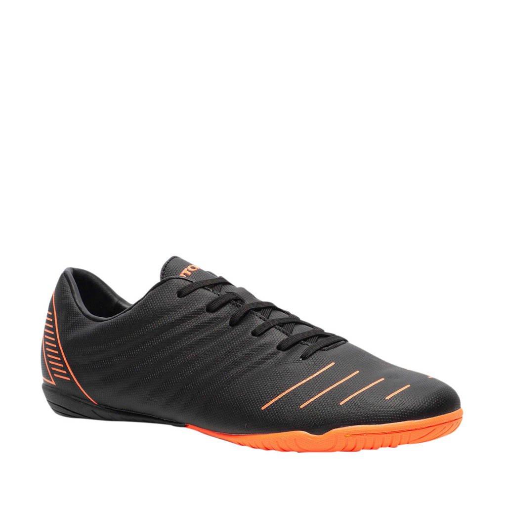 Scapino Dutchy   IC zaalvoetbalschoenen zwart/oranje, Zwart/oranje