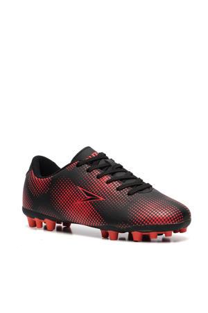 Dutchy   FG voetbalschoenen zwart/rood