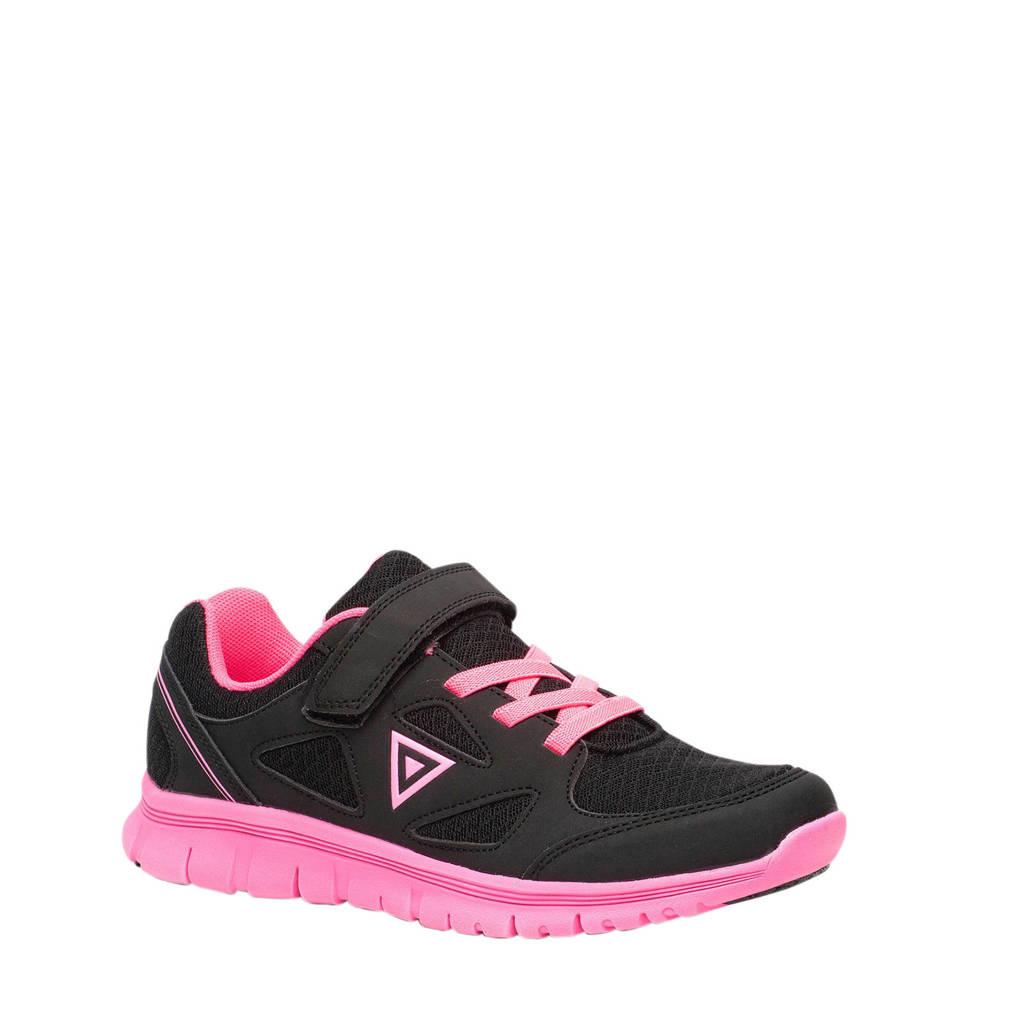 Scapino Osaga   sportschoenen zwart/roze, Zwart/roze