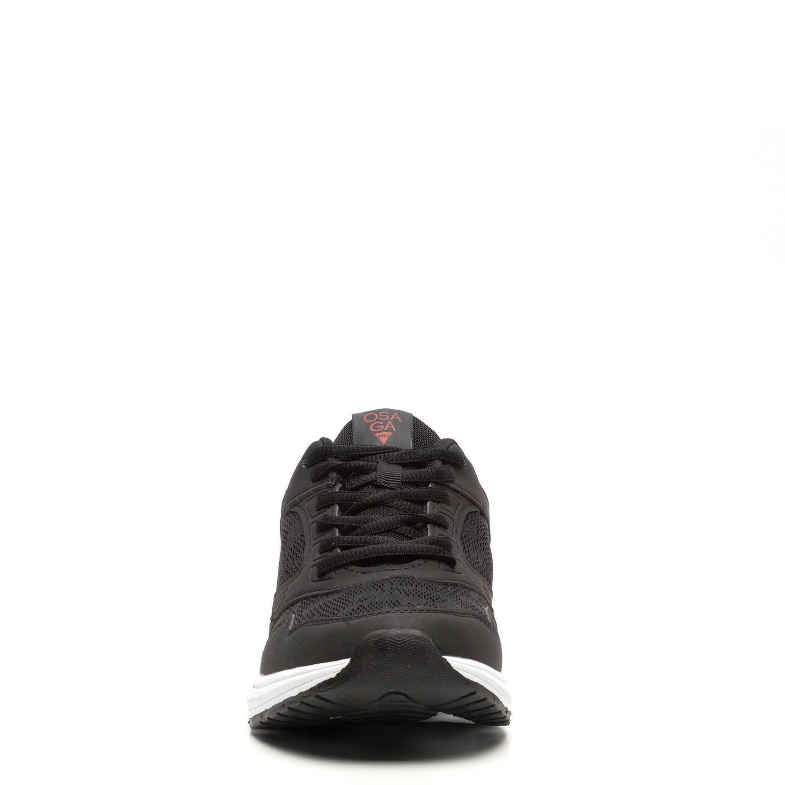 sneakers zwartgrijs