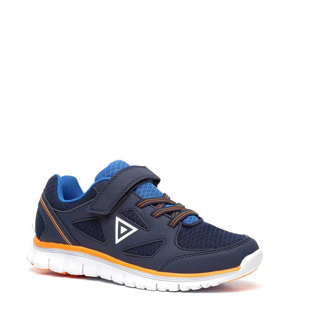 Scapino Osaga   sportschoenen blauw/oranje, Blauw/oranje