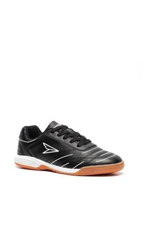 Dutchy   IC zaalvoetbalschoenen zwart/wit