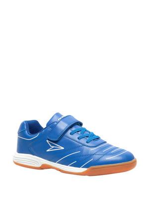 Dutchy   IC zaalvoetbalschoenen blauw/wit
