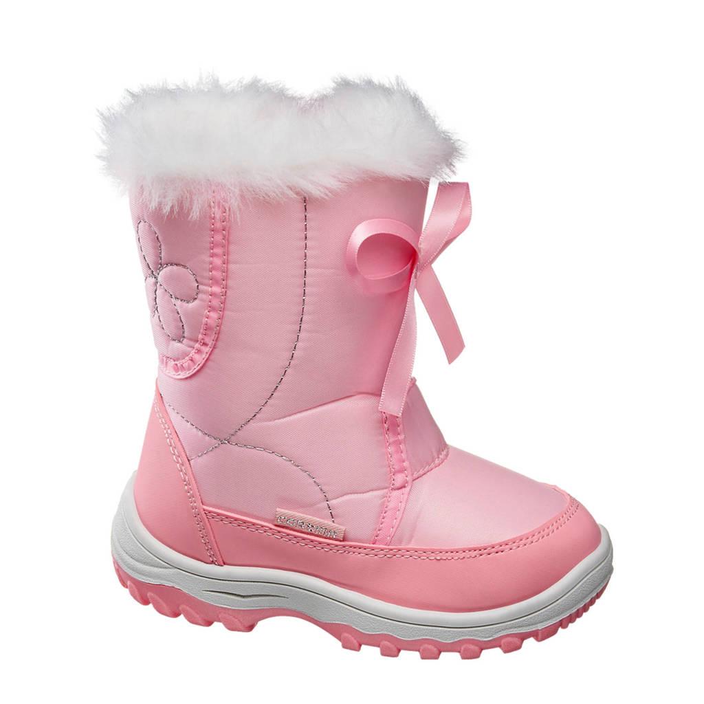 Cortina   snowboots roze, Roze