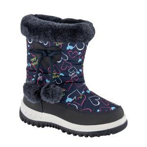 snowboots blauw/multi