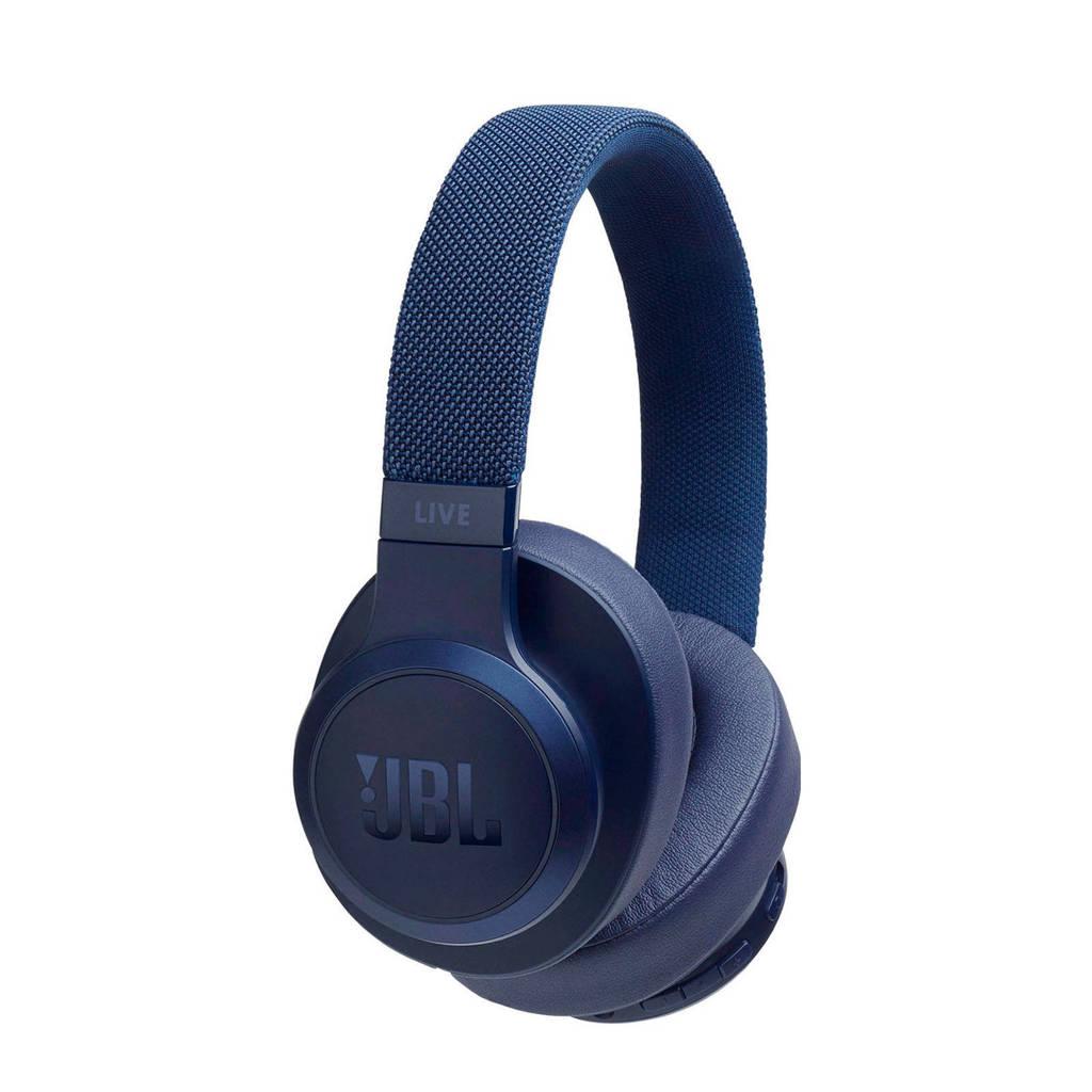 JBL LIVE 500BT Bluetooth koptelefoon, Blauw