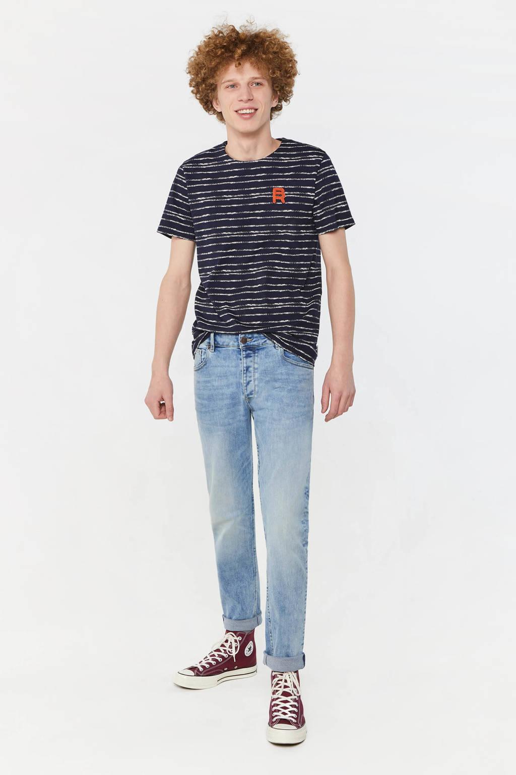 WE Fashion regular fit jeans light denim, Light denim