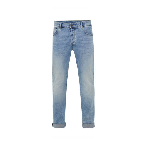 WE Fashion regular fit jeans light denim